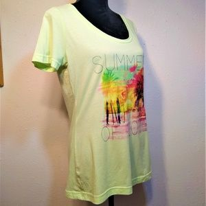 Mossimo Supply Co. Women's Pre-Owned L Tee
